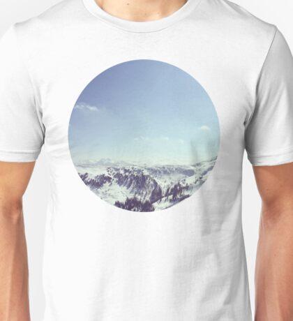 The alps 2 Unisex T-Shirt