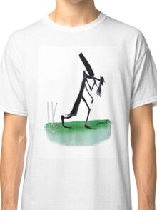 England Cricket old father time - tony fernandes Classic T-Shirt