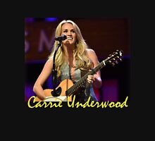 Carrie Underwood perform with guitar Unisex T-Shirt