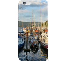 Cowichan Bay BC iPhone Case/Skin