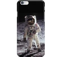 moon landing apollo 11 nasa buzz aldrin 1969 iPhone Case/Skin