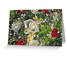 A Mixed Bunch Greeting Card