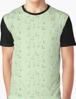 Llamas Graphic T-Shirt
