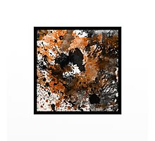 Boxed Abstract Photographic Print