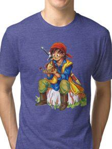 Dragon Quest 8 Tri-blend T-Shirt