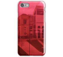 Scarlet Walkway iPhone Case/Skin