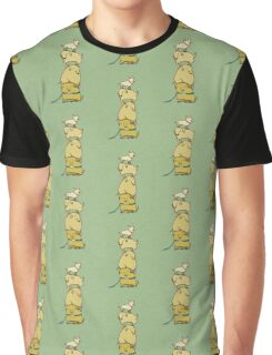 Puppy Totem Graphic T-Shirt