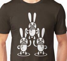 The Threefold Terror Unisex T-Shirt