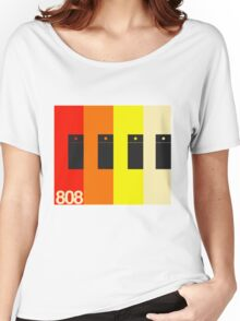 TR 808 V2 Women's Relaxed Fit T-Shirt