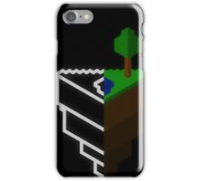 Hollow Earth iPhone Case/Skin