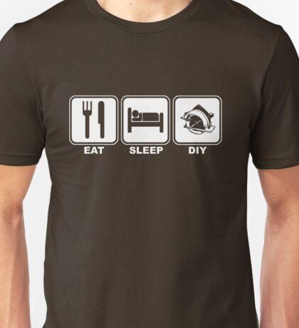 Eat Sleep DIY T-Shirt
