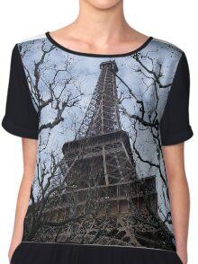 The tower Chiffon Top
