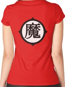 Dragon Ball - Piccolo Dōgi Women's Fitted Scoop T-Shirt
