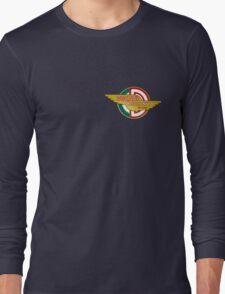 DUCATI MECCANICA SMALL LOGO LEFT BREAST Long Sleeve T-Shirt