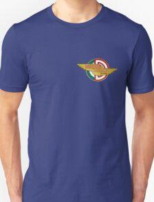 DUCATI MECCANICA SMALL LOGO LEFT BREAST T-Shirt