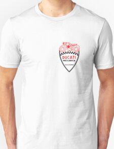 VINTAGE DUCATI LOGO T-Shirt