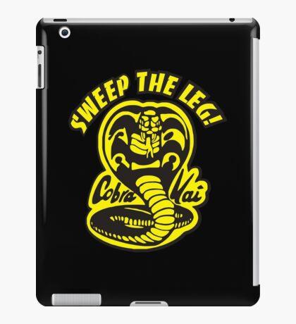 Sweep the leg iPad Case/Skin