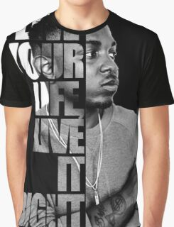 lamar quote Graphic T-Shirt