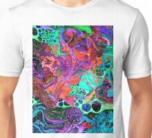 PSYCHEDELIC Color Unisex T-Shirt