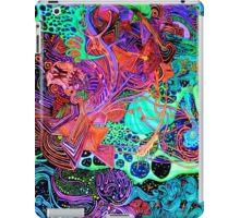 PSYCHEDELIC Color iPad Case/Skin