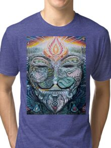 PSYCHEDELIC Anonymous Tri-blend T-Shirt