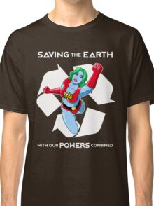 Powers combined Classic T-Shirt