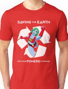 Powers combined Unisex T-Shirt
