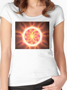 Quadrantids Women's Fitted Scoop T-Shirt