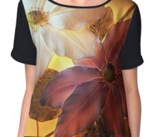 Clematis Chiffon Top