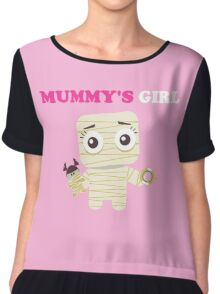 MUMMY´S GIRL Chiffon Top