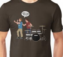 STEP BROTHERS DRUM SET Unisex T-Shirt
