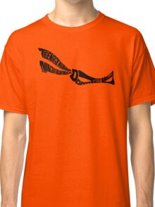Donatello TMNT Black Classic T-Shirt