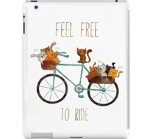 bicycle /Agat/ iPad Case/Skin