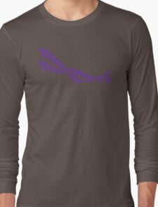 Donatello TMNT Purple Long Sleeve T-Shirt