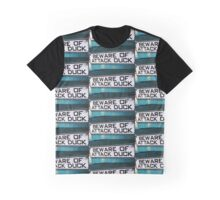 Attack Duck! Graphic T-Shirt