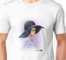 Colorized Joan Crawford c1935 Unisex T-Shirt