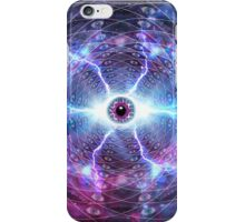 Eye Of The Universe iPhone Case/Skin