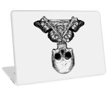 Monarch (Black) Laptop Skin
