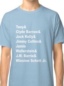 Jeremy Jordan Trash  Classic T-Shirt