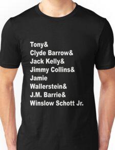 Jeremy Jordan Trash  Unisex T-Shirt