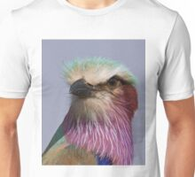Lilac Breasted Roller Close Up  T-Shirt