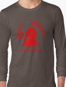 Halftone Sharingan Eye Long Sleeve T-Shirt