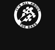 IT'S ALL ABOUT THE BASS RICKENBACKER Unisex T-Shirt