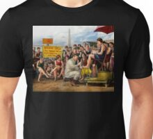 Beach - Toes Tenderly Treated 1922 Unisex T-Shirt