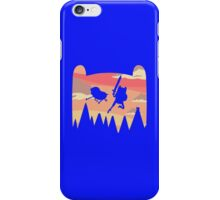 Adventure Time water colour iPhone Case/Skin