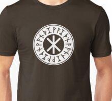 Odin's Protection No.1 (white) Unisex T-Shirt