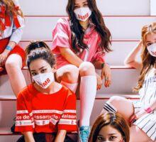 Red Velvet: The Red #4 Sticker