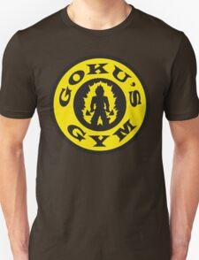 Goku's Gym (Gold's Gym Parody) Unisex T-Shirt