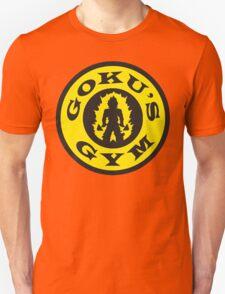 Goku's Gym (Gold's Gym Parody) T-Shirt