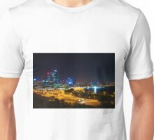 Perth City from Kings Park Unisex T-Shirt